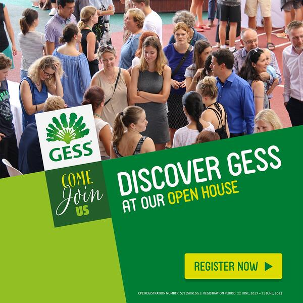 GESS Open House Instagram