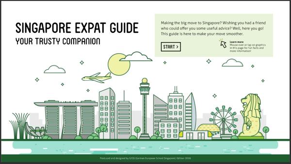Singapore Expat Guide 1